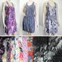 12 Vestidos Elástico Na Cintura Lote Kit - Revenda Atacado