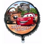 Balão Metalizado Carros Kit Com 10 Balões - Super Barato