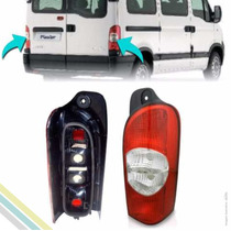 Lanterna Traseira Master 03 04 05 06 07 08 09 10 2011