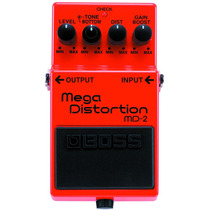 Pedal Boss Md2 Mega Distortion - 002279