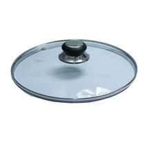 Tampa De Vidro Especial P/ Frigideira De Titanio Frying Pan
