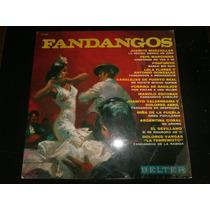 Lp Fandangos, Com Juanito Maravillas E Outros, Disco Vinil