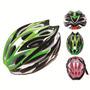 Capacete Bike High One In Sv85 Verde Preto G 58-60
