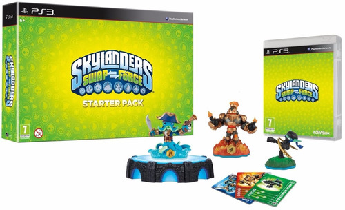 Skylanders Swap Force Starter Pack Ps3 - Playstation 3
