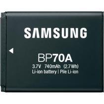 Bateria Bp70a Camera Digital Samsung Es65 Es70 St60 Original