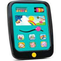 Brinquedo Bebe Baby Pad Ipad Tablet Musical Desenvolvimento