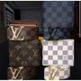 Conjunto Carteira + Cinto Lv. Louis Vuitton