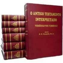 Comentário Bíblico Champlin Vs Por Vs Ebook Em Dvd Room
