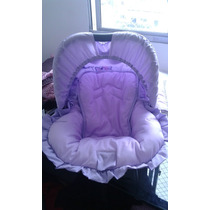 Capa Bebe Conforto Personalizada
