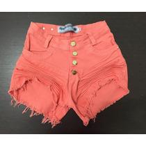 Kit 6 Shorts Colors Sortidos Para Revenda Atacado