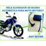 Rele Acionador De Buzina Automático Para Motos Motoboy