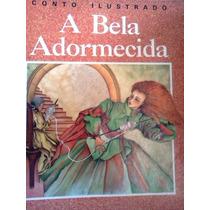 A Bela Adormecida Conto Ilustrado Editora Scipione
