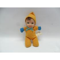 Boneca Fofolete Anos 80 Estrela Amarela
