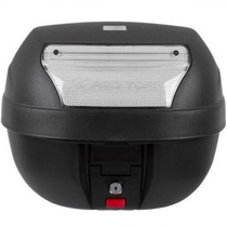 Bau Pro Tork 28 Litros Smart Box C/ Lente Clear / Fume