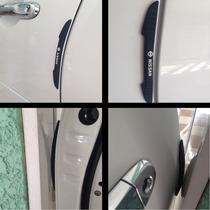 Nissan Protetor De Porta Lateral Versa March Tiida Livina