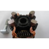 Escova Motor Arranque Cb 300,xre Mesa Com 4 Carvao Cod 242e