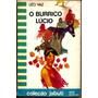 Livro O Burrico Lúcio - Autor Léo Vaz - Coleção Jabuti
