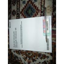 Manual Microsoft Windows 98 Segunda Edição Original.