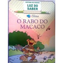 O Rabo Do Macaco Luz Do Saber Editora Construir