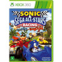 Jogo Sonic E Sega All-stars Racing C/ Banjo-kazooie Xbox 360