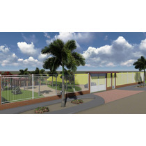 Planta De Casa Residencia Projeto 3d Reforma Construção