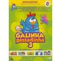 Dvd Galinha Pintadinha 3