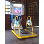 Fliperama Arcade Simulador Snoowboard