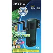 Bomba Submersa C/ Filtro Interno Boyu Fp-18e 750l/h (110v)