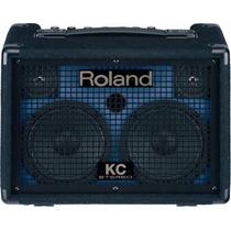 Amplificador Teclado Roland Kc110 Na Cheiro De Música Loja