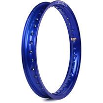 Aro De Moto Alumínio 18 X 2.15 Colorido Ybr 2000/2008 - Azul