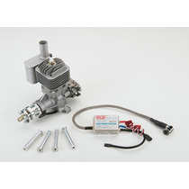 Motor Dle-30cc Gasolina Engine Rear Carburetor Aeromodelo