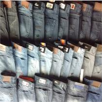 Kit Calça Jeans Atacado Lote Com 10 Unidades Pronta Entrega