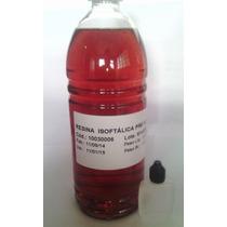 Resina Iso Poliéster 5kg - Encapsulamento - Fibra De Vidro