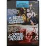 Dvd, Sessão Da Meia Noite ( Raro) - 2 Filmes Clássicos Trash