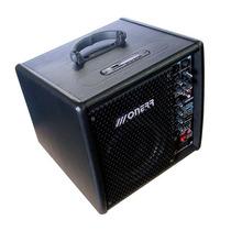 Amplificador Violao E Voz Onerr Mbox X25 C Usb E Bluetooth