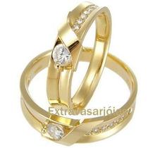 Solitário Ouro Amarelo 18k E Diamante De 20 Pontos!
