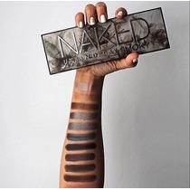 Paleta De Sombra Naked Smoky Da Urban Decay Original Import