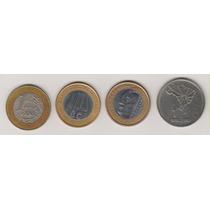 861 - 1 Um Real 1998 Jk Bc Sesquicentenário R$ 13,00