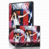 Cd + Dvd Damares - O Maior Troféu | Ao Vivo [original]