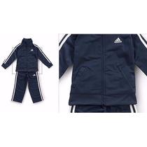 Conjunto Abrigo Agasalho Blusa Adidas Adulto Inverno Frio