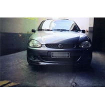 Spoiler Dianteiro Do Gm Corsa Sedan/classic 2000/08