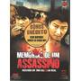 Dvd Memórias De Um Assassino - Digipack Duplo - Lacrado