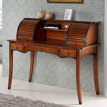 Escrivaninha Afrodite Pinhão Envelhecido - Nobre Home