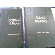 Las Razas Humanas 2 Volumes - Pedro Bosch Vida Costumbres