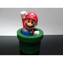 Coleção Mc Donalds Super Mario Bros Nintendo Em Bom Estado