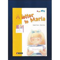 Livro A Letter To Maria - Fun Way 3 - Richmond Publishing