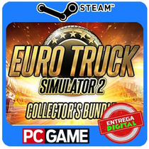 Euro Truck Simulator 2 Collectors Bundle Steam Cd-key Global