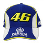 Boné Valentino Rossi Vr46 Dual Yamaha Un Rs1