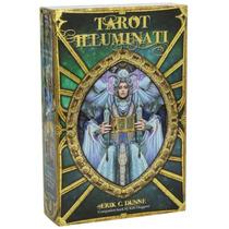 Tarot Illuminati Pronta Entrega, Frete Grátis!