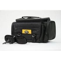 Bolsa Para Câmera Profissional Nikon/canon Easy-8103 Dslr